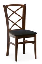 Промоция на качествен дървен стол за градина