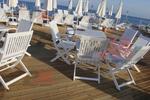 Промоция на здрави дървени столове разнообразни