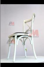 Промоция на Универсален качествен дървен стол за външно използване