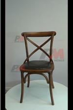 Промоция на Външни евтини дървени виенски столове Тонет