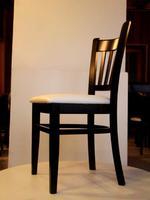 Промоция на дървени столове с висока издръжливостлоби бар