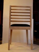 Промоция на дървени столове с висока издръжливост за хотели