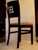 Промоция на дървени столове с висока издръжливост за ресторанти