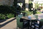 Промоция на Пластмасова маса за басейн за кафене