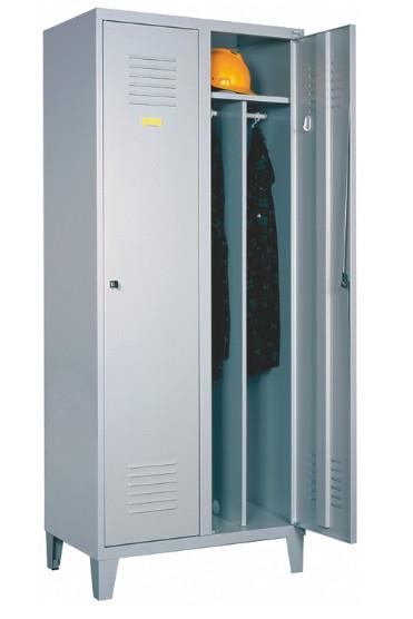 Промоция на Метален гардероб Sum 421w на крачета