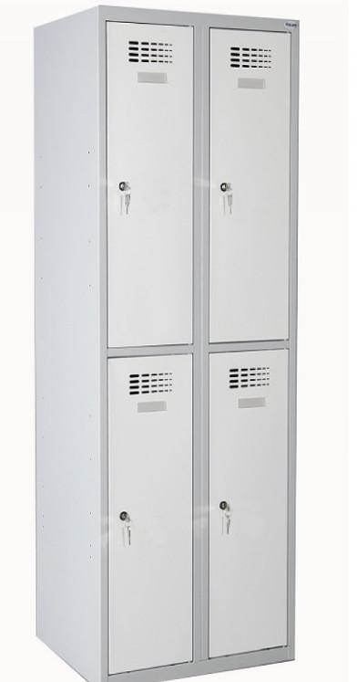 Промоция на Метален гардероб Sus 422w с 4 врати