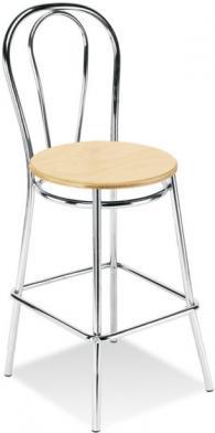 Промоция на Бар стол TULIPAN hocker wood