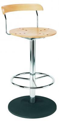 Промоция на Бар стол BISTRO hocker chrome