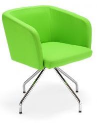 Промоция на Кресло модел HELLO 4S chrome
