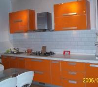 Промоция на Кухня - оранжев Лакобел