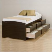 Промоция на легло с чекмеджета-
