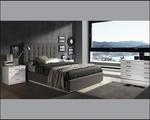 Промоция на Уникални тапицирани легла с голяма табла по клиентски размери