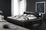 Промоция на Дизайнерски тапицирани легла с естествена кожа