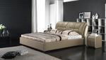 Промоция на Уникалност в тапицирано легло с естествена кожа по поръчка