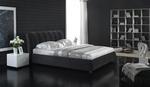 Промоция на Дизайнерски тапицирани легла с еко кожа или дамаска