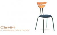 Промоция на Столове с дървена облегалка за заведения