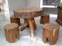 Промоция на Градинска маса с 4 стола