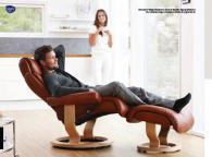 Промоция на Луксозни кресла за отдих - Stressless