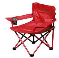 Промоция на Сгъваем стол за къмпинг в червено