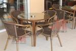 Промоция на Качествени столове от бамбук за вила