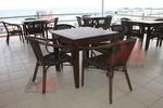 Промоция на Удобни столове от бамбук