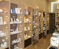Промоция на Интериор дизайн на магазини за козметика