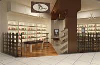 Промоция на Интериор дизайн на магазин за козметика