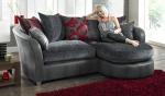 Промоция на луксозен диван по поръчка 1224-2723