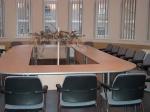 Промоция на офисна заседателна маса