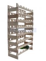 Промоция на стелажи дървени за вино