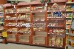 Промоция на Изработка на дървени стелажи за хлебни изделия