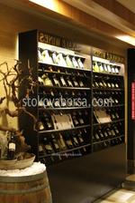 Промоция на дървен стелаж за вино по поръчка