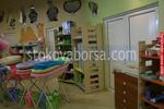 Промоция на стелажи за бебешки аксесоари по поръчка