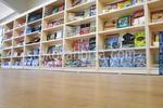 Промоция на изработка на стелажи за детски дрехи по поръчка