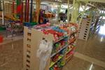 Промоция на произвеждаме стелажи за детски играчки