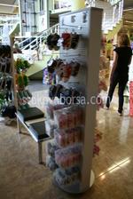 Промоция на изработване на стелаж за детски обувки по поръчка