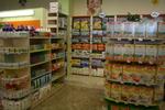 Промоция на стелажи за магазини за детски храни