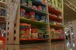 Промоция на изработка на стелажи за детски играчки