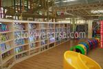 Промоция на производство на стелажи за детски дрехи