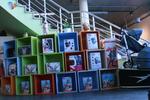 Промоция на изработване на стелаж за бебешки аксесоари