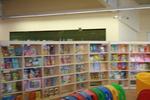 Промоция на стелаж за детски играчки по поръчка