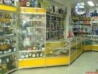 Промоция на Вътрешни витрини за магазини
