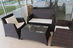 Промоция на Мебели от кафяв ратан