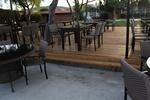 Промоция на Уникални маси и столове от светъл ратан