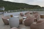 Промоция на Маси и столове от светъл ратан