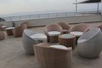 Промоция на Мебели маси и столове от светъл ратан