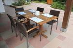 Промоция на Лукс маси и столове от изкуствен ратан