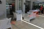 Промоция на Модерни маси и столове от бял ратан