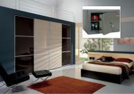 Промоция на Спален комплект с вграден Сейф ASK 25 комплект