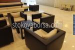 Промоция на Мека мебел и обзавеждане за лоби бар на хотели